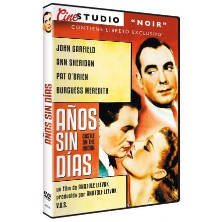AÑOS SIN DIAS. CINE STUDIO MAPETAC - DVD