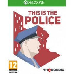 THIS IS THE POLICE/X-ONE