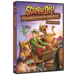 Scooby-doo! El conflicto de Shaggy - DVD