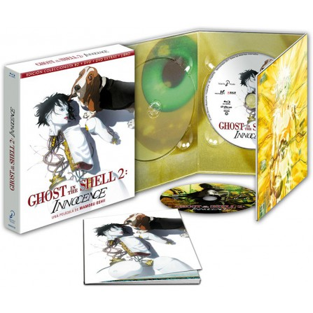 GHOST IN THE SHELL 2 INNOCENCE FOX - BD
