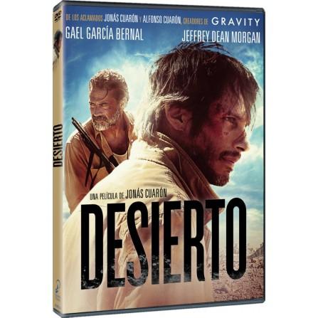 Desierto - DVD