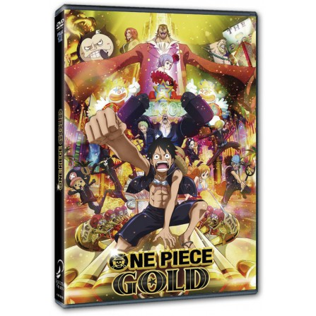 One piece Gold - DVD