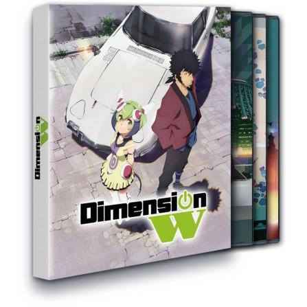Dimension W Temporada 1 Ep. 1 -12 E.E. - DVD
