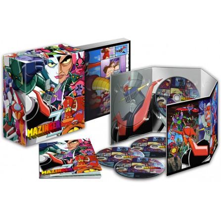 Mazinger z box 1 blu-ray edición coleccionistas - BD