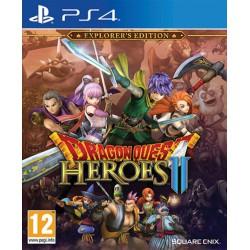 Dragon Quest Heroes II Edición Explorer - PS4