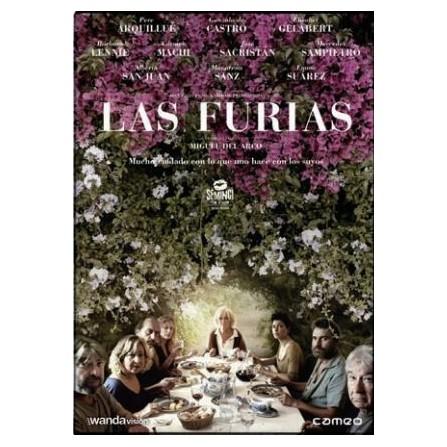 Las furias - DVD