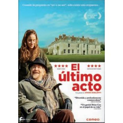 El último acto - DVD