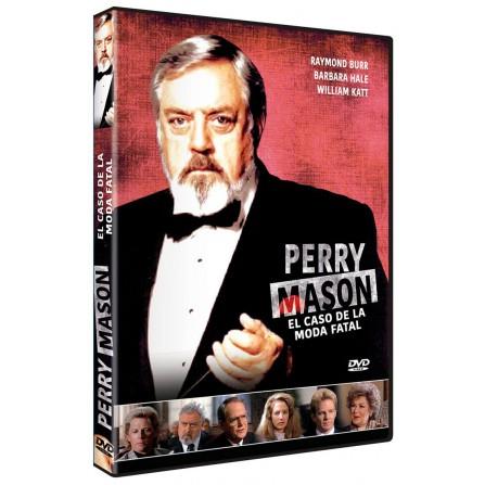 Perry Mason - Moda Fatal - DVD