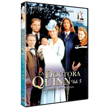 Doctora Quinn - Vol. 5 - DVD