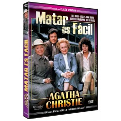 Agatha Christie - Matar es Fácil - DVD