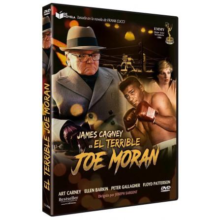 TERRIBLE JOE MORAN LLAMENTOL - DVD
