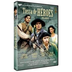 Tierra de heroes - DVD