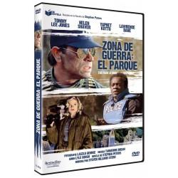 Zona de guerra - El Parque - DVD