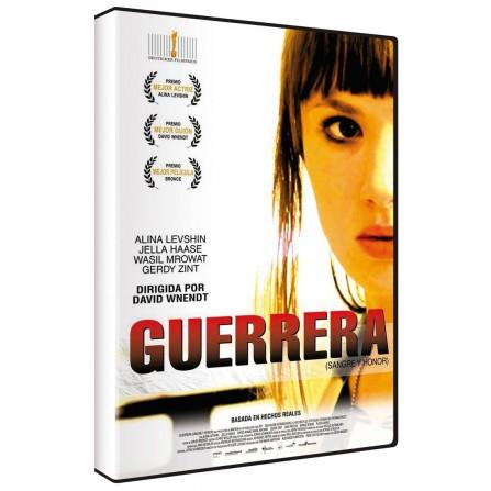 Guerrera - DVD