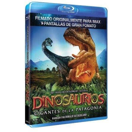 Dinosaurios - Gigantes de la Patagonia - DVD