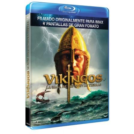 Vikingos - La saga de las Nuevas Tierras - BD