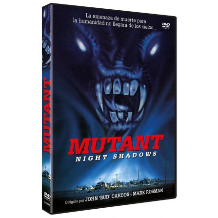 MUTANT LLAMENTOL - DVD
