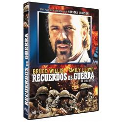 Recuerdos de guerra - DVD