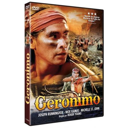 Geronimo (1993) - DVD