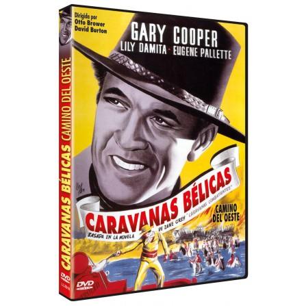 Caravanas belicas - DVD