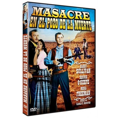 Masacre en el Pozo de la Muerte - DVD