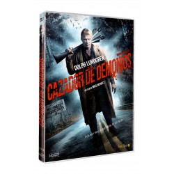 CAZADOR DE DEMONIOS DIVISA - DVD