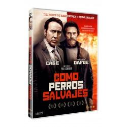 COMO PERROS SALVAJES DIVISA - DVD