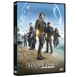 ROGUE ONE:HISTORIA STAR WARS DISNEY - DVD