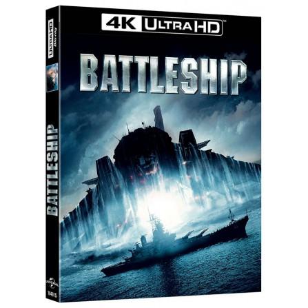 Battleship (4k ultra hd + blu-ray) - BD