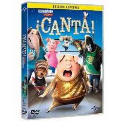 ¡canta!  - DVD