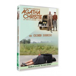 PEQ.AS.AGATHA CHRISTIE:Crimen do - DVD