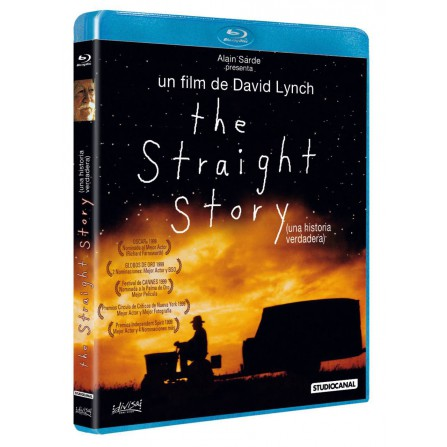 The straight story (Una historia verdadera) - BD