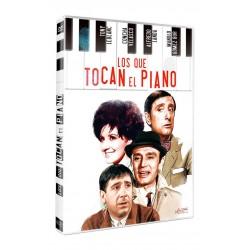 Los que tocan el piano - DVD