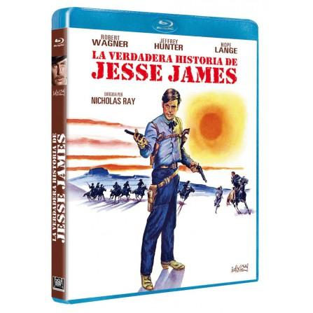 La verdadera historia de Jesse James - BD