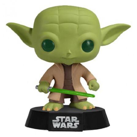 Funko Pop Yoda (Star Wars)