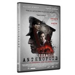 OPERACION ANTHROPOID FOX - DVD