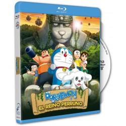 Doraemon y el Reino Perruno - BD