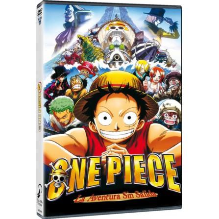 One piece. La aventura sin salida (4ª película) - DVD