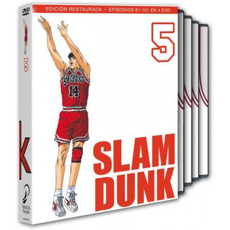 Slam dunk box 5 - DVD