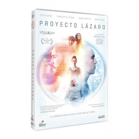 PROYECTO LAZARO DIVISA - DVD