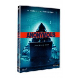 ANONYMOUS DIVISA - DVD