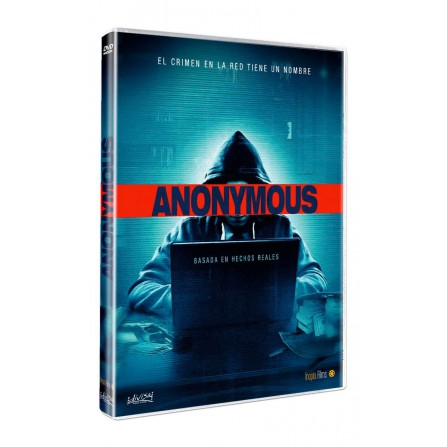 ANONYMOUS DIVISA - DVD
