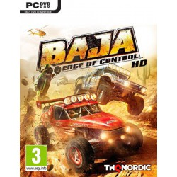 BAJA: EDGE OF CONTROL/PC