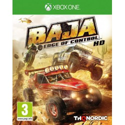 BAJA: EDGE OF CONTROL/X-ONE
