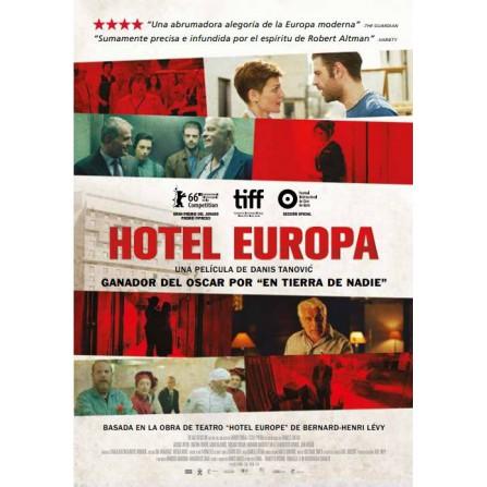 HOTEL EUROPA KARMA - DVD
