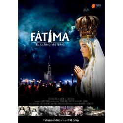 Fátima, el último misterio - DVD