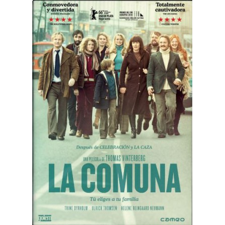 COMUNA, LA CAMEO - DVD