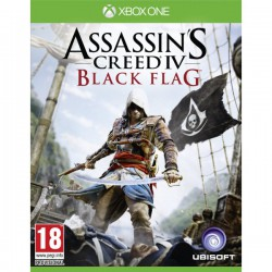 ASSASSINS CREED 4 BLACK FLAG HIT 2/X-ONE