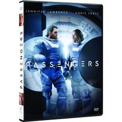 PASSENGERS SONY - DVD