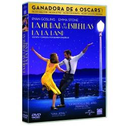 La ciudad de las estrellas: La La Land - DVD